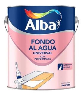Fondo Al Agua Universal Alba 1 Litro Alta Performance Mm