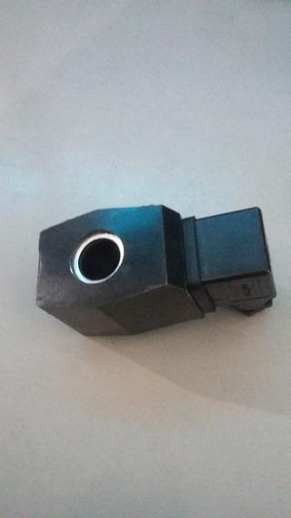 Bobina Solenoide Para Válvula 2 Vías Orificio 16mm 24v