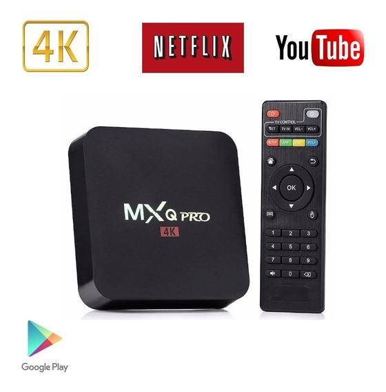 Conversor Smart Tv Android - Youtube, Netflix, Jogos, App