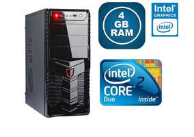 Cpu Computador 4 Gb Ram Ssd 240 Gb Win10 Wi-fi