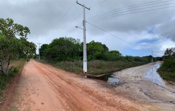 Terreno Em Guarajuba, Camaçari/ba De 1000m² À Venda Por R$ 85.000,00 - Te616290