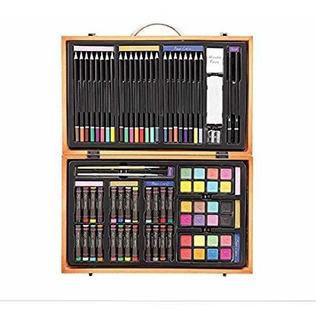 Set De Arte Y Dibujo 80piezas Suministros De Arte Y Pintura