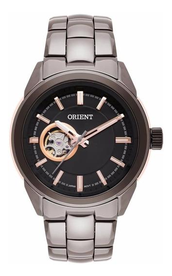 Relógio Orient Cerâmica Aut Edição Limitada Nh3kk002 P1gx