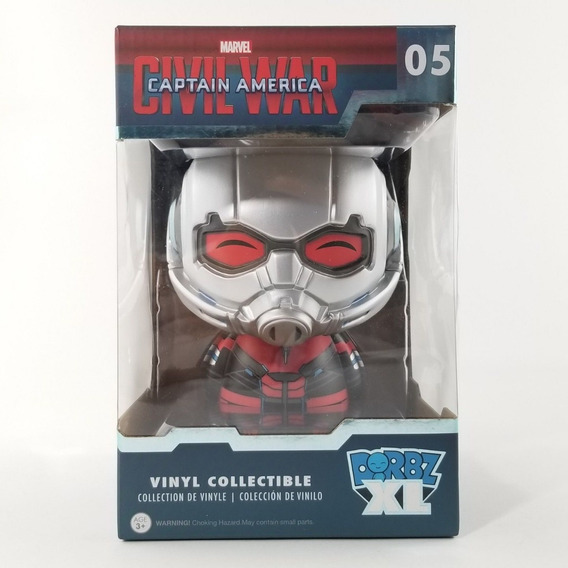 Giant - Man Funko Dorbz Xl Marvel America Civil War