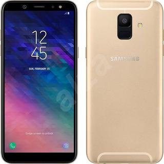 Samsung A6 2018 ... 3 Ram 32gb 1 Año De Garantia