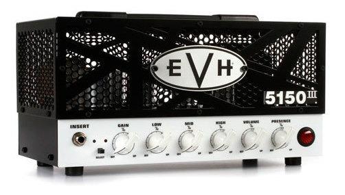 Ftm Cabezal Guitarra Evh 5150 Valvular 2 Canales
