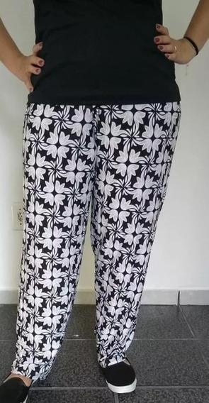 Lote 10 Calça Legging Plus Size 54 56 58 Malha Fria