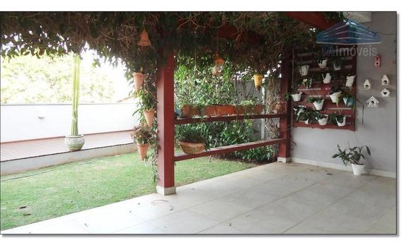 Casa 300m² Diferenciada Nova No Parque São Quirino, Campinas - Ca0076. - Ca0076