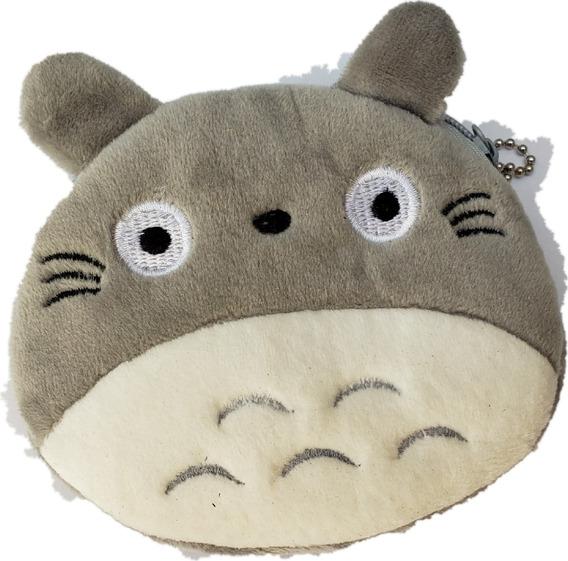 Bolsa Totoro Monedero Cute Kawaii Unisex Mujer Accesorios