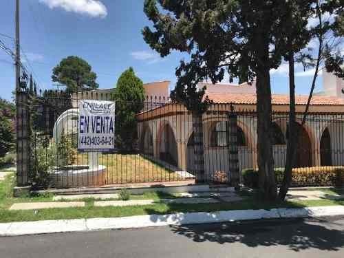 Casa En Venta Juriquilla Villas Del Mesón Querétaro