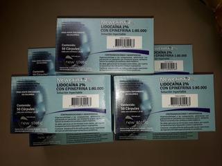Libro De Anestesia Al 2% De Odontología