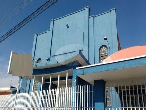 Salão Para Aluguel Em Parque Industrial - Sl208595
