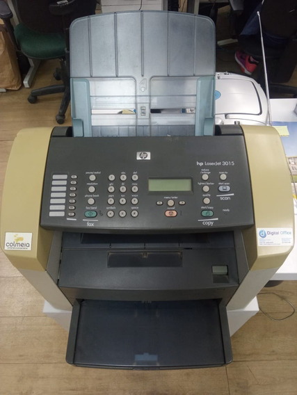 Impressora Hp Laserjet 3015 - Usada - Para Peças