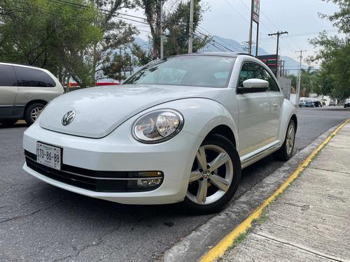 Imagen 1 de 12 de Volkswagen Beetle 2017 2.5 Sportline Tiptronic At