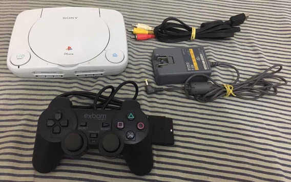 Playstation 1 Slim Scph-101 - Ps1 - Playstation One - Psone