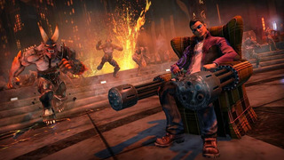 Saints Row Gat Out Hell Xbox 360 Fisico