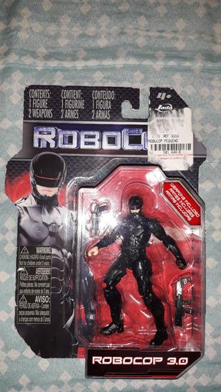 Boneco Robocop 3.0 Rarissimo Lacrado Figura De Ação Original