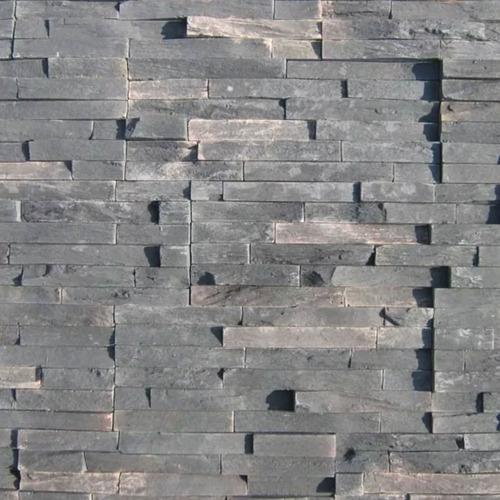Imagen 1 de 10 de Revestimiento Simil Piedra Razzante Serrana Oxido Natural