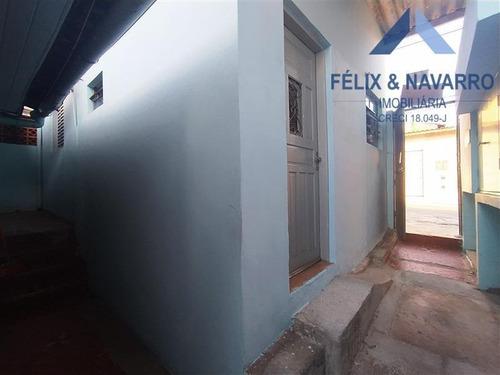 Casa 02 Cômodos E Wc - 1480
