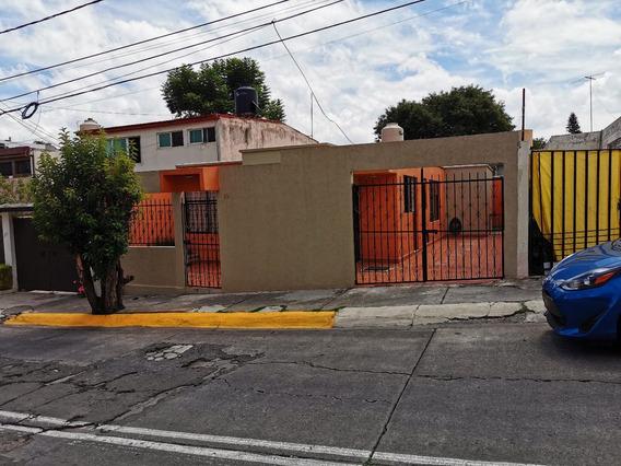 Casa En Renta Una Planta Hermosa Santa Monica Tlalnepantla
