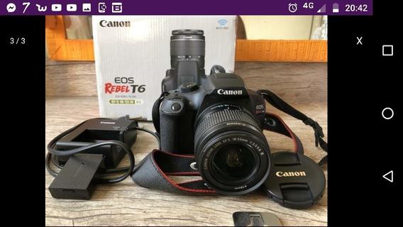 Camera Canon T6