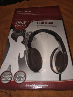 Impecables Auriculares One For All