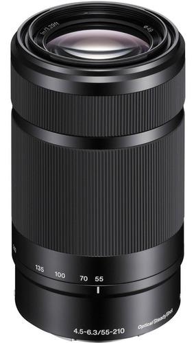 Lente Sony Fe 55-210 Oss Nuevo En Caja Sellado