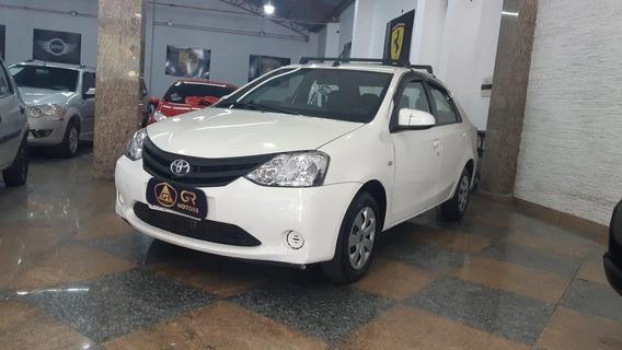 Toyota Etios Sedan 1.5 Xs Aut. - 2017