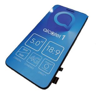 Tela Touch Display Lcd Alcatel A1 U3a Plus 5033j Original