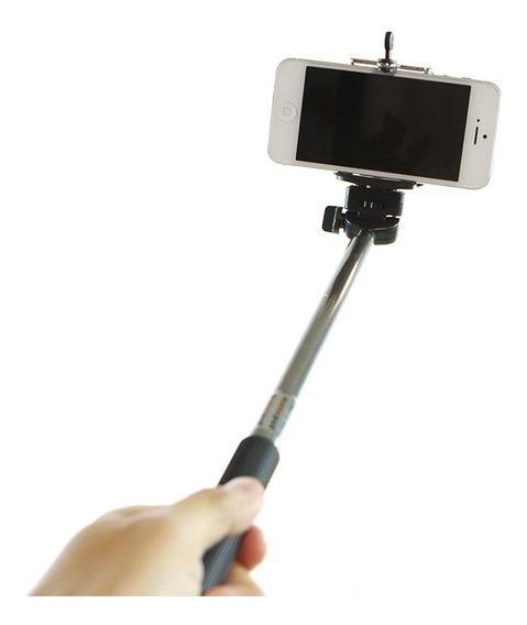 Bastão De Self Monopod Com Bluetooth Embutido Para Celular