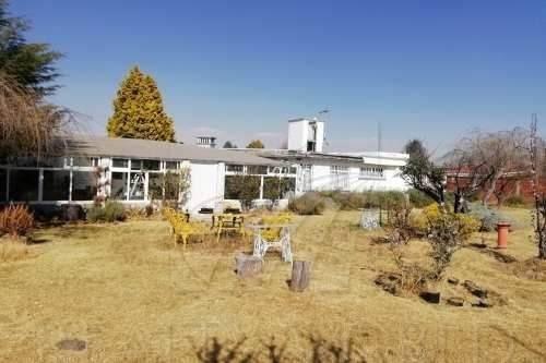 47-cr-977 Casa De Una Planta En Terreno De 4000 M2