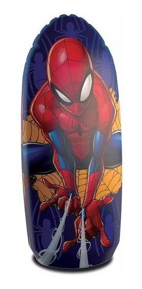 João Bobo 91 Cm Spider Man - Etitoys