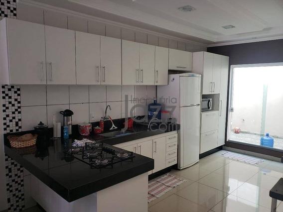 Casa Com 3 Dormitórios À Venda, 237 M² Por R$ 380.000 - Vila Real Continuaçao - Hortolândia/sp - Ca6909
