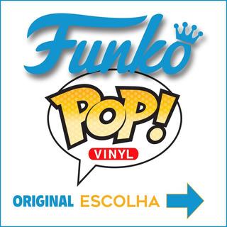 Funko Pop! Original E Novo - Mais De 500 Modelos Escolha