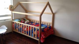 Cama Individual Montessori Casita