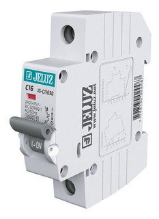 Interruptor Termomagnetico Jeluz 1 X40a/ /x50a /x63a E.a