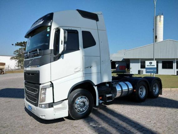 Volvo Fh 540 New, 2016, 6x4 Scania Seminovos Pr 3436