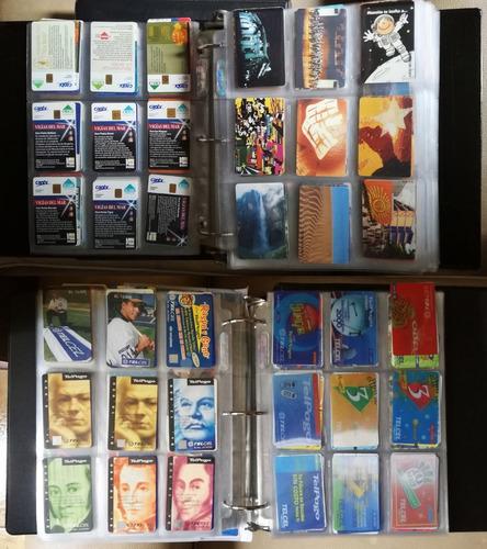 Imagen 1 de 11 de Colección Tarjetas Telefónicas +400 Cards. Tienda Sta Mónica
