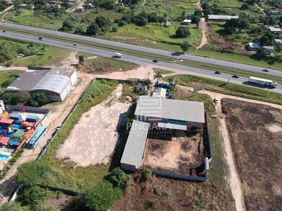 Galpão Comercial, 985 M² Por R$ 1.400.000 - Guaxindiba - São Gonçalo/rj - Ga0009