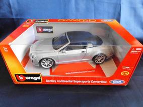 Bburago Bentley Continental Supersport Convertible, 1:18,