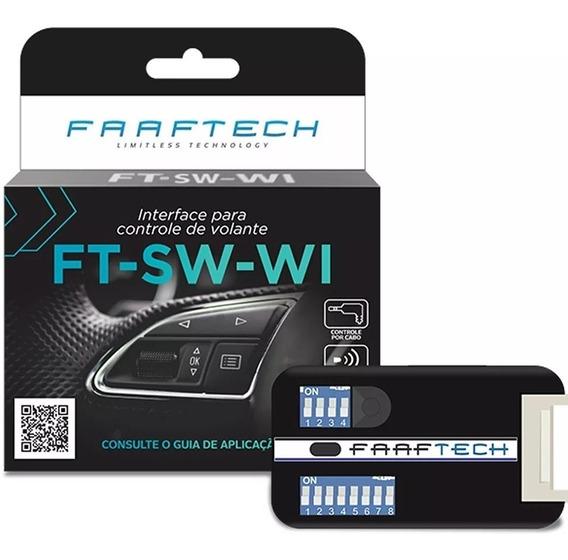 Interface De Volante Ft Sw Wi Faaftech Ford Volkswagen Hyund