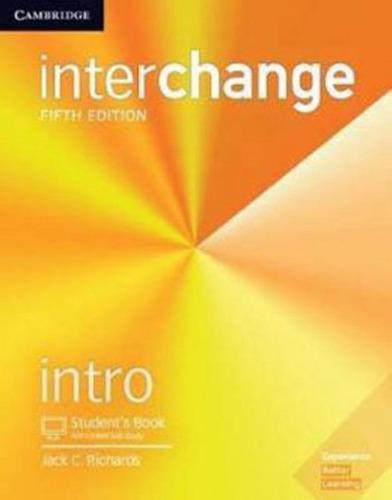Imagem 1 de 1 de Interchange Intro - Student Book - With Online Self-study -