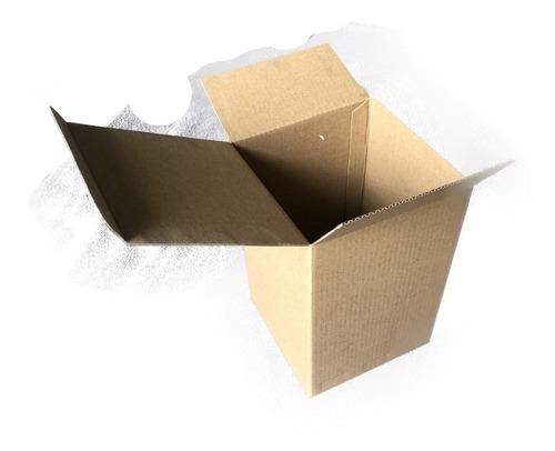 Cajas De Empaque 15.5x10x10cm (alto*largo*ancho) X50 Unidade