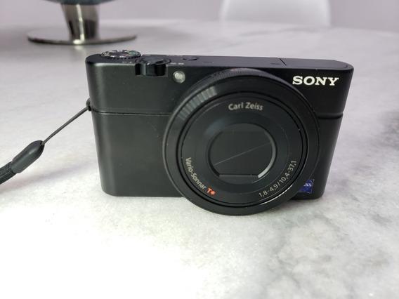Sony Rx100 - Novíssima