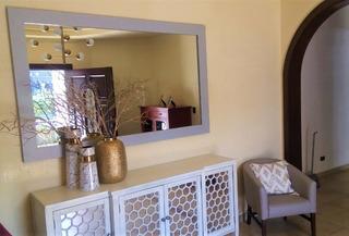 Grande Espejo Decorativo A Las Medida!
