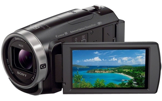 Filmadora Sony Hrd-cx675 Handycam - Full Hd - 32gb