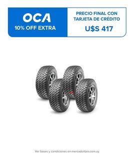Cubierta 235/70/16 Camioneta Leao R620 X 4 Unidades