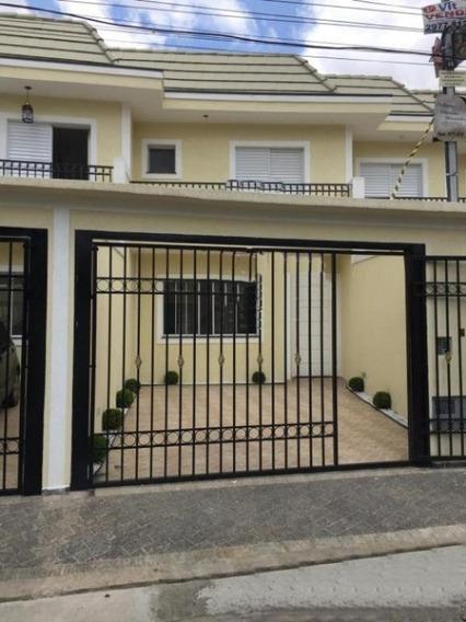 Sobrado Residencial À Venda, Vila Romero, São Paulo. - So0056 - 33599398