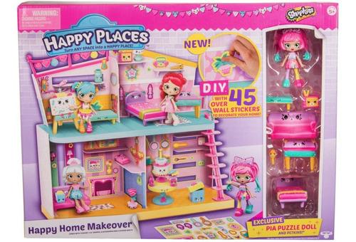 Happy Places - Casa Shoppies - Shopkins + Accesorios 56914