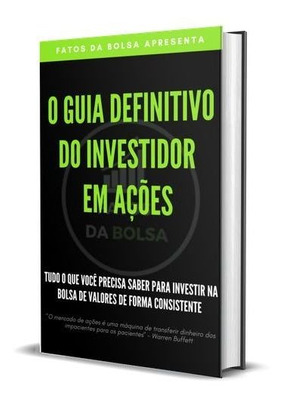 Guia De Investimento Em Ações (mercado Financeiro)